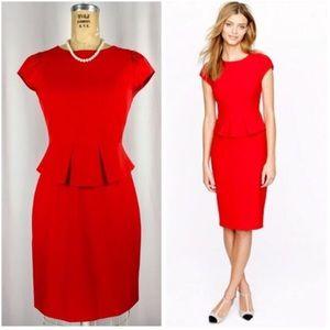 EUC sexy red dress
